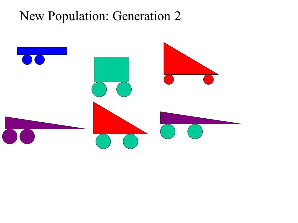 New Population: Generation 2