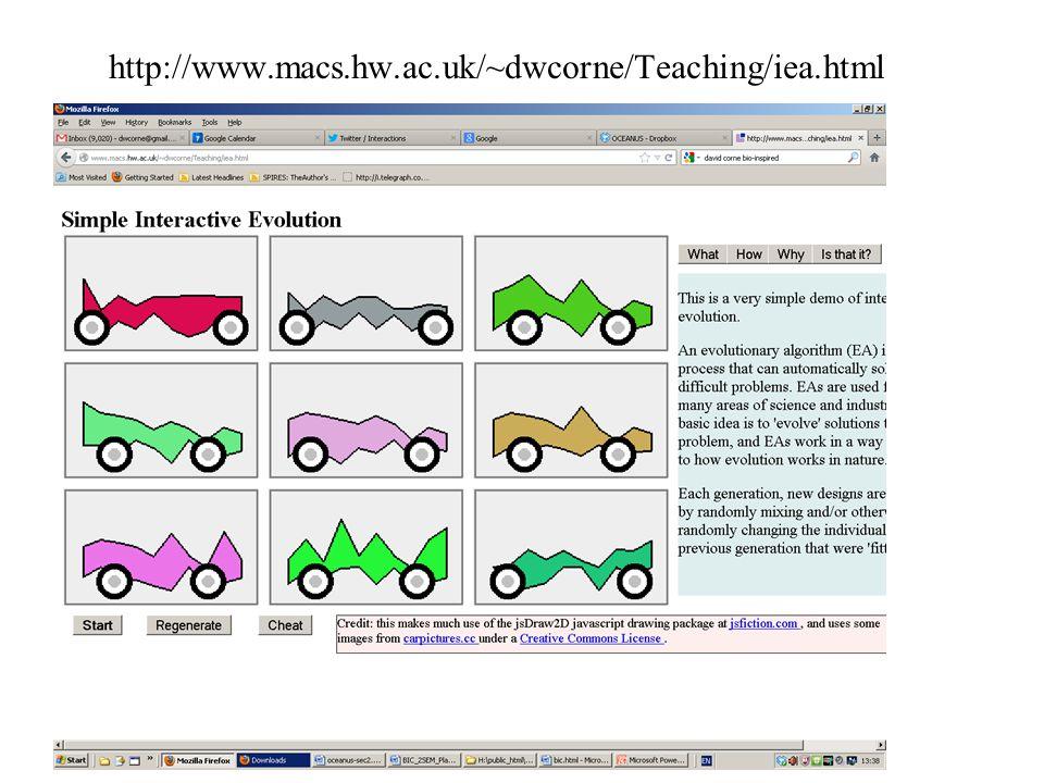 http://www.macs.hw.ac.uk/~dwcorne/Teaching/iea.html