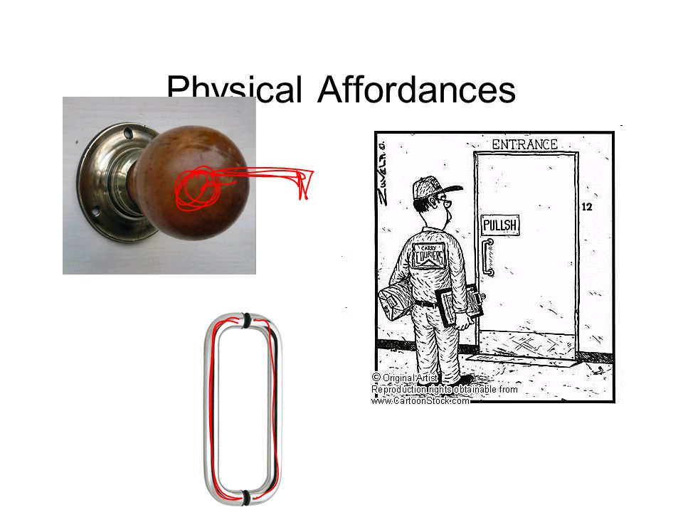 Physical Affordances