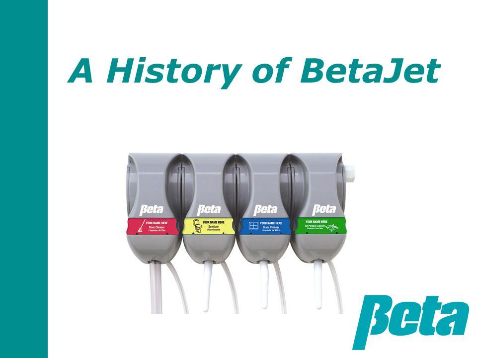 A History of BetaJet