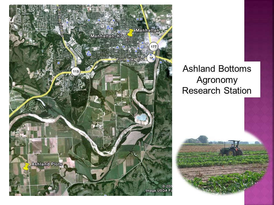 Ashland Bottoms Agronomy Research Station