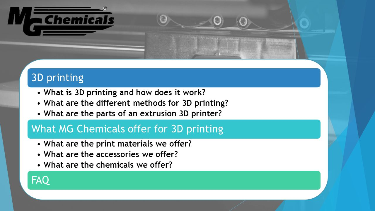 3D printing What is 3D printing and how does it work.