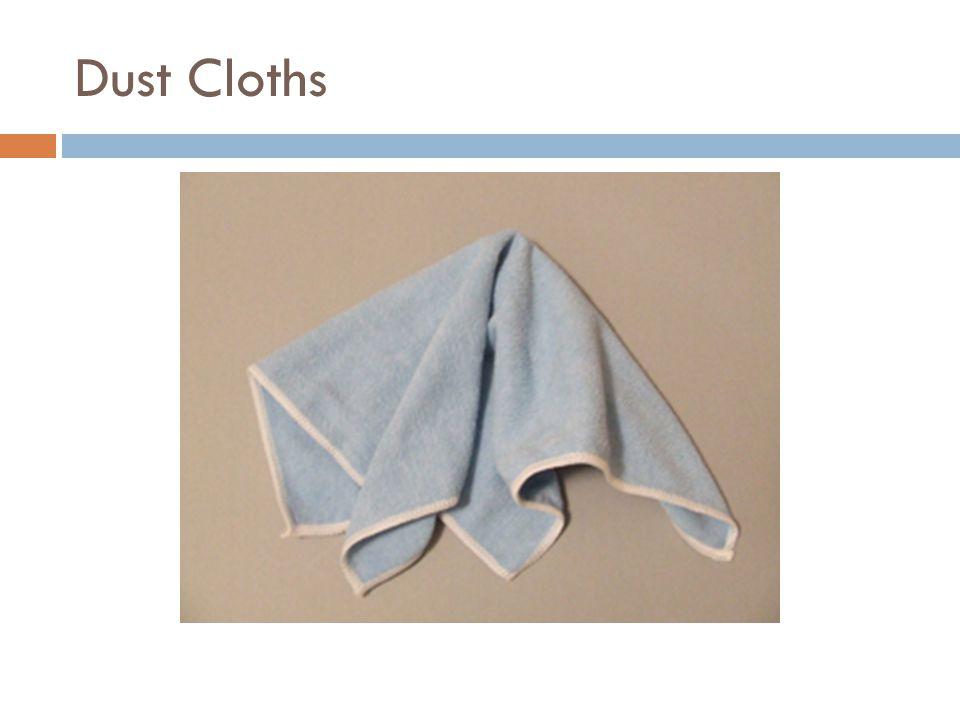 Dust Cloths
