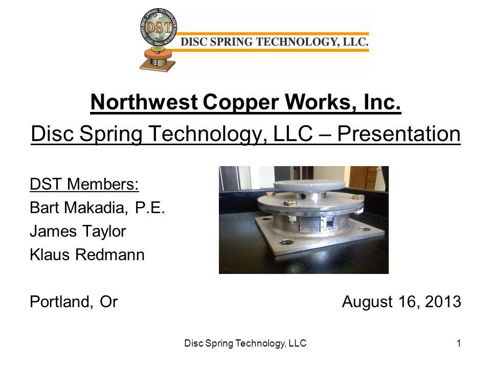 Northwest Copper Works, Inc.