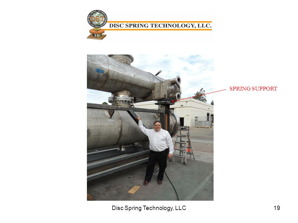 Disc Spring Technology, LLC19 SPRING SUPPORT