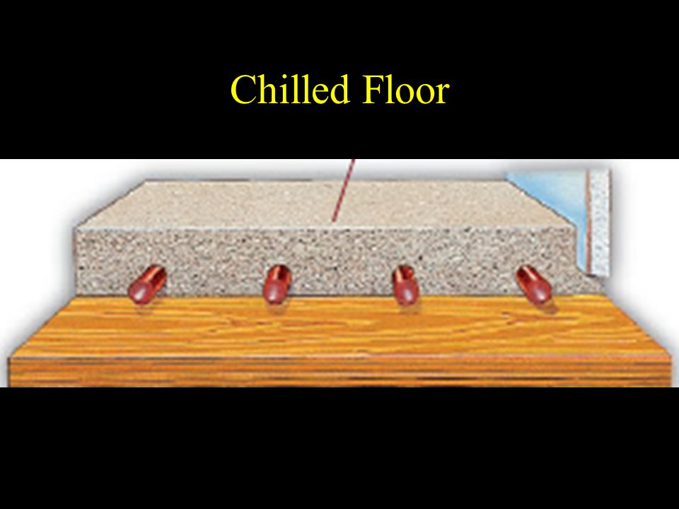 Chilled Floor