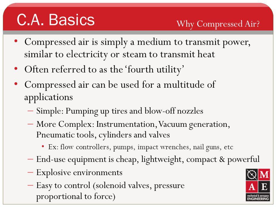 C.A. Basics Basic Compressor Specialized Bicycles/Popular Mechanics