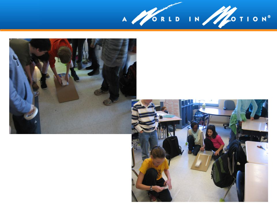 Lesson 2 – Building and Testing the JetToy Chassis During Class: Introduce Student Design Teams Introduce Design Logs Assemble JetToy Chassis
