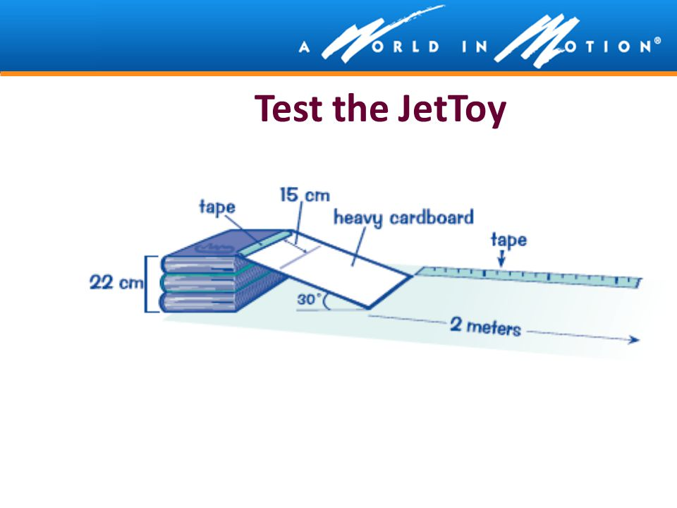 Test the JetToy