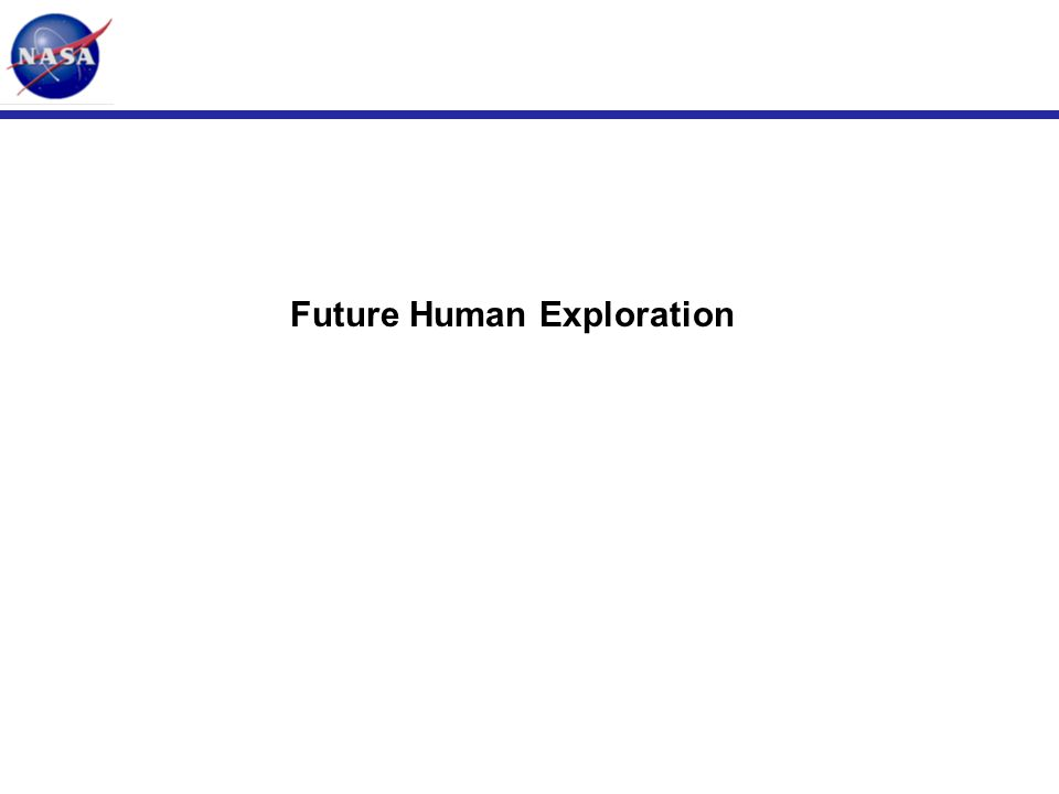 INITIALS-39 Future Human Exploration