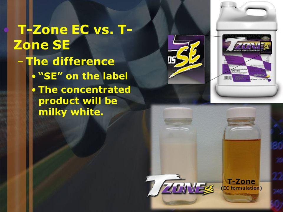 T-Zone EC vs.