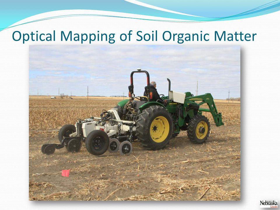 Optical Mapping of Soil Organic Matter