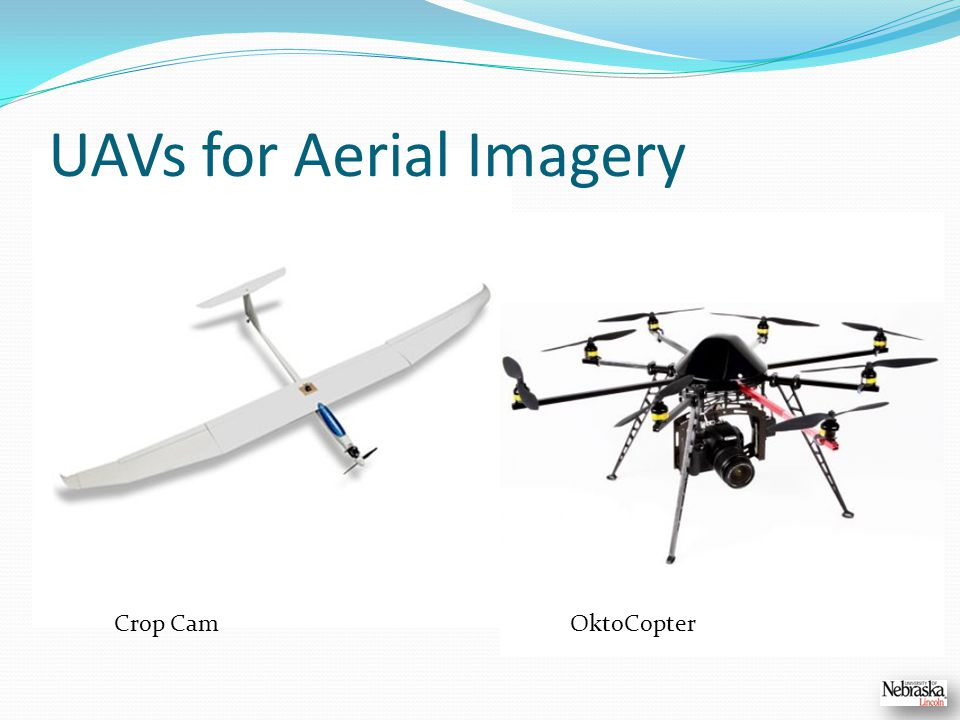 Crop CamOktoCopter UAVs for Aerial Imagery