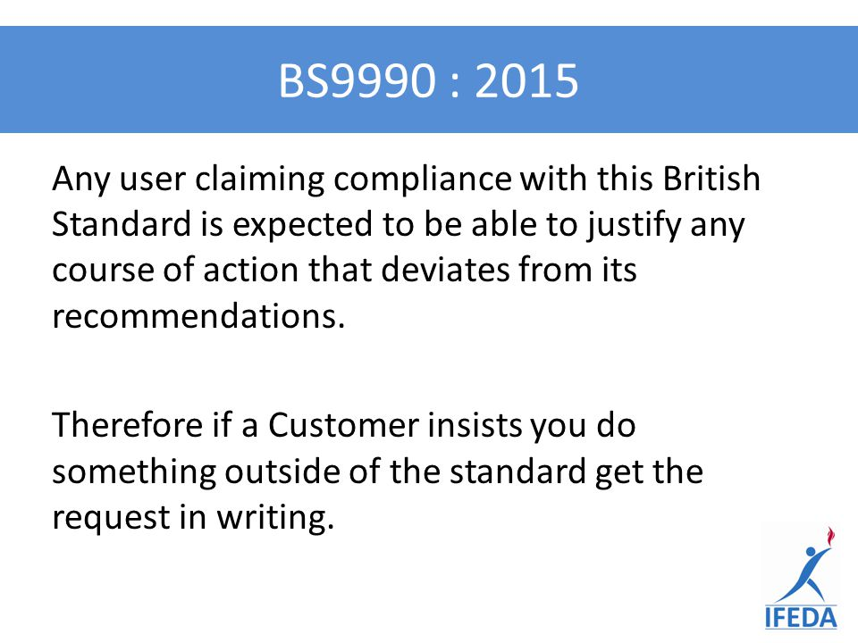 Page ii Compliance with a British Standard cannot confer immunity from legal obligations.