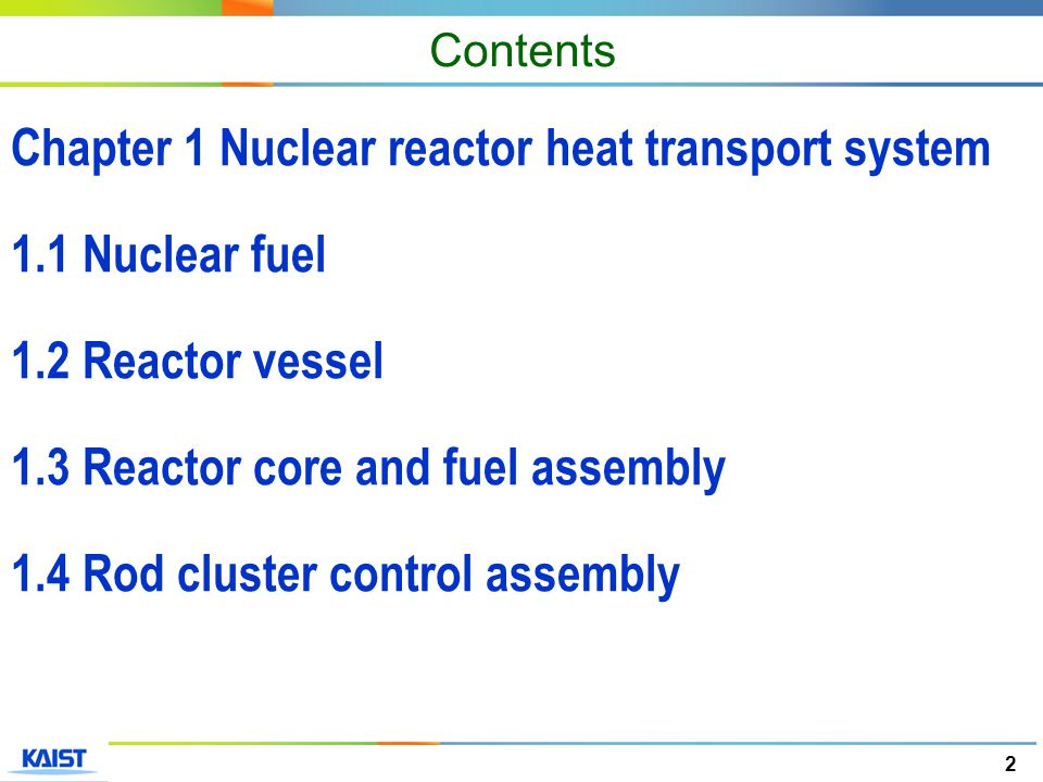 3  Fuel rod 1.1 Nuclear fuel
