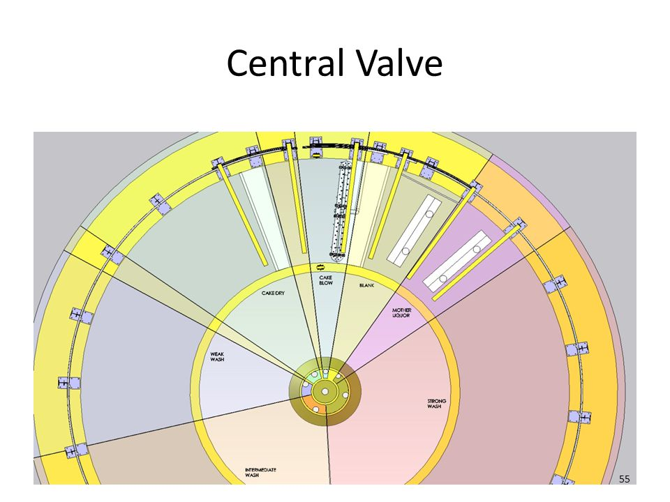 Central Valve 55