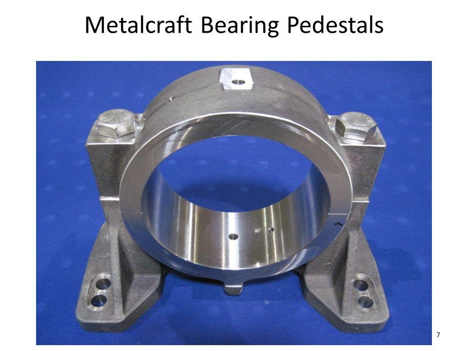 Metalcraft Bearing Pedestals 7