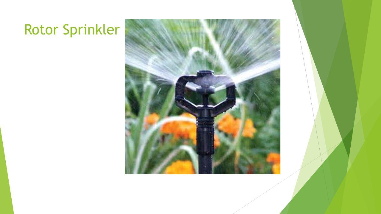 Rotor Sprinkler