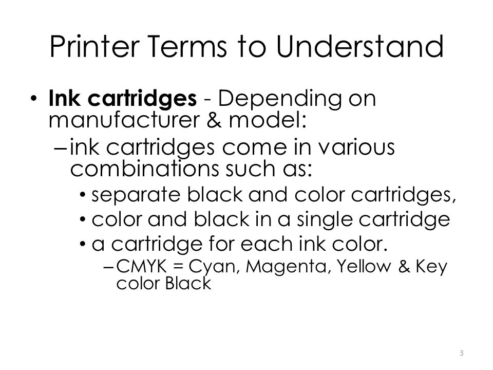 Single Color cartridge 24 Print Chip