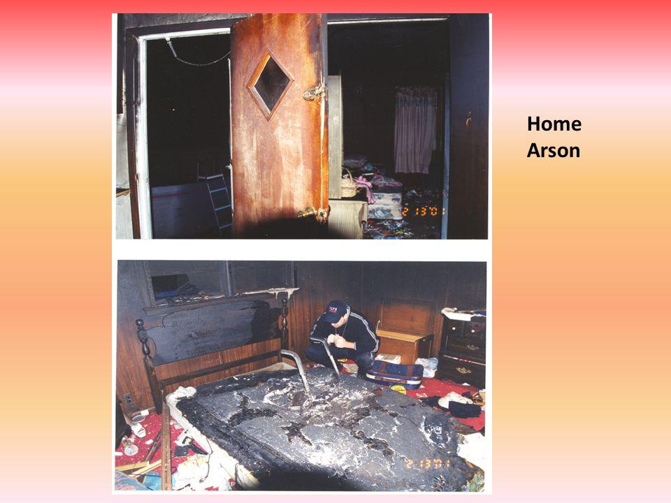 Home Arson