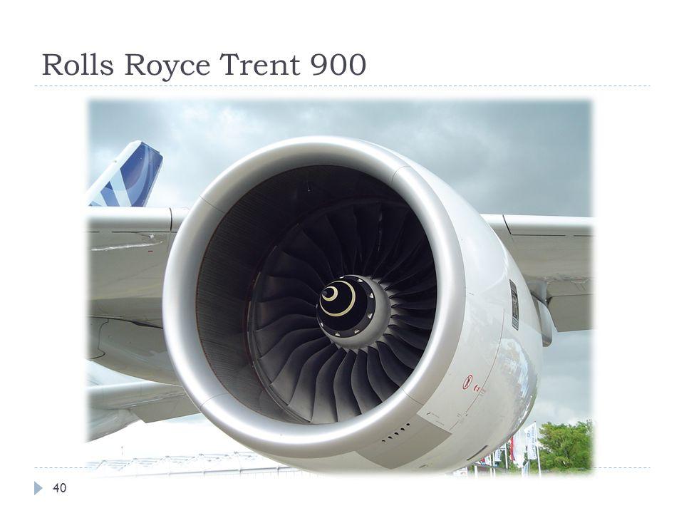 Rolls Royce Trent 900 40
