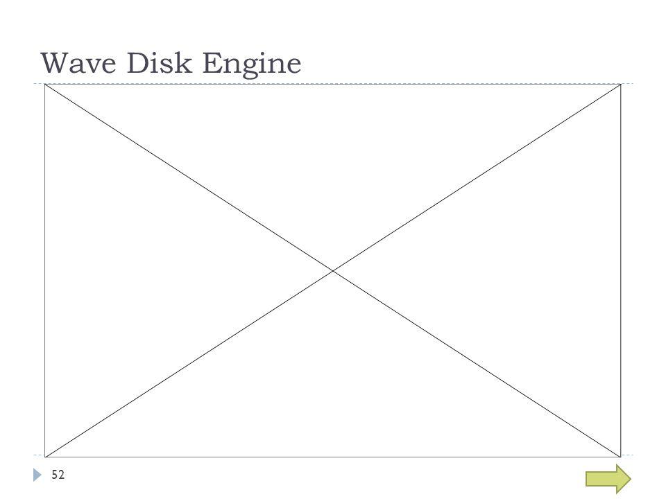 Wave Disk Engine 52