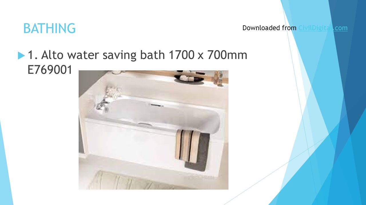 BATHING  1.