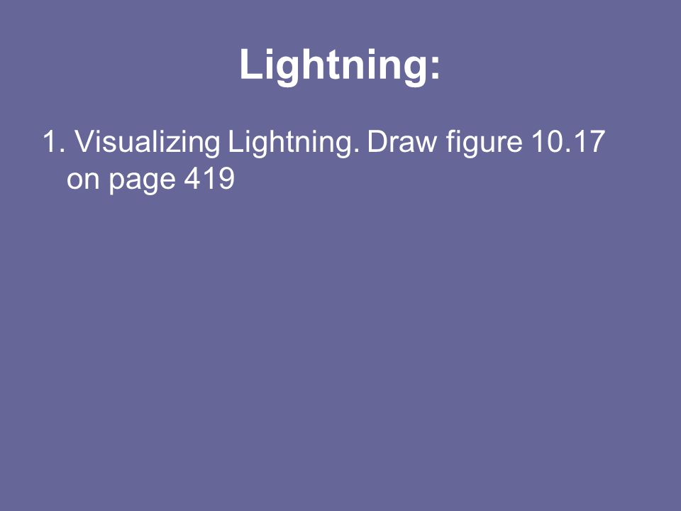 2.Explain how a lightning rod works.