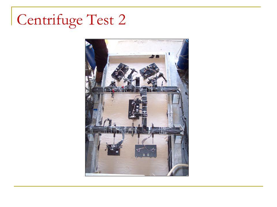 Centrifuge Test 2