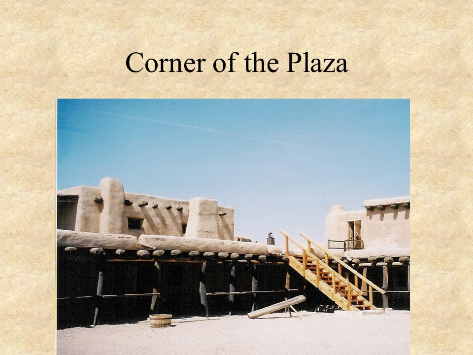 Corner of the Plaza