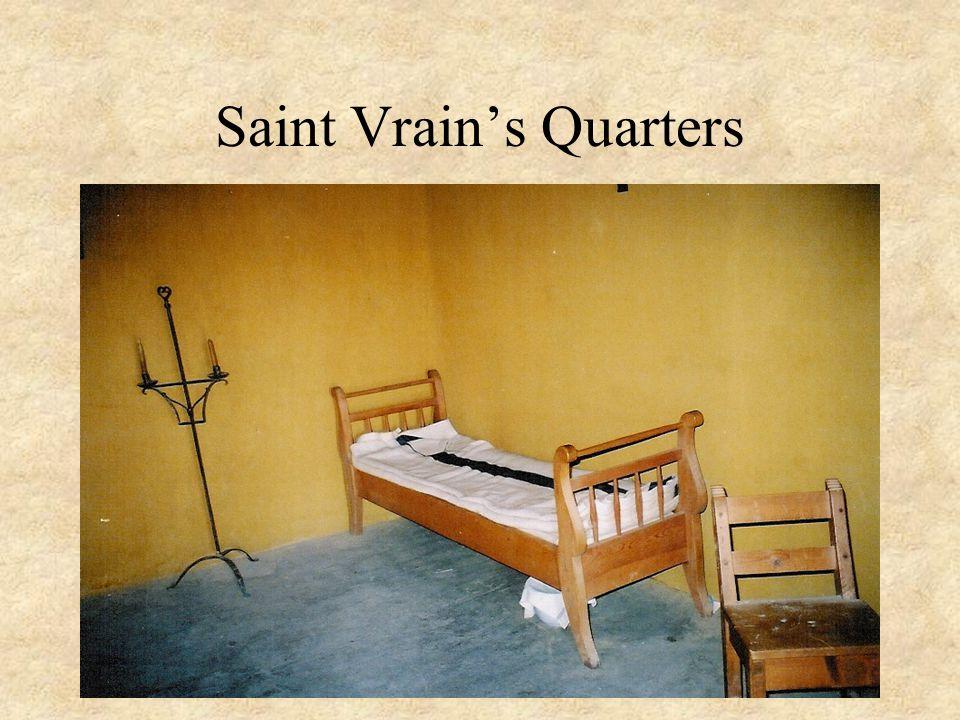 Saint Vrain's Quarters