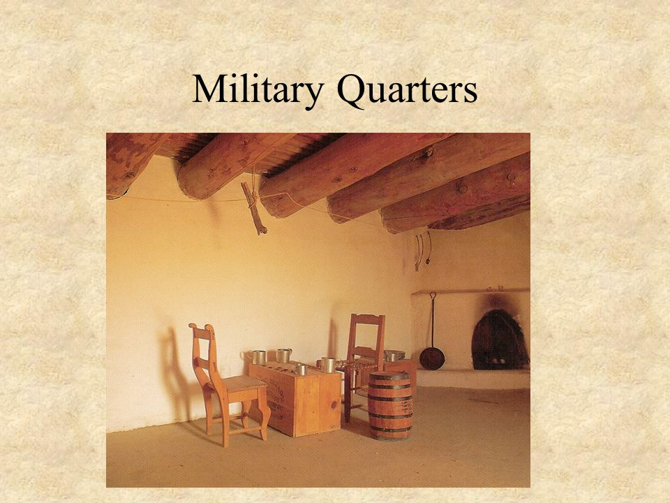 Military Quarters