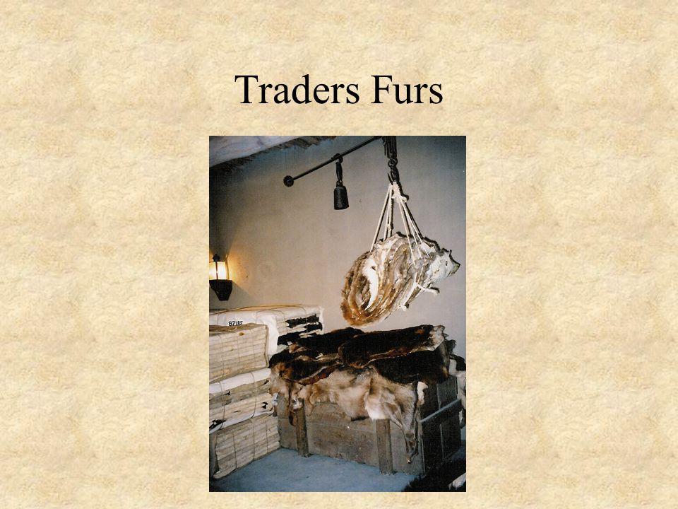 Traders Storage Room