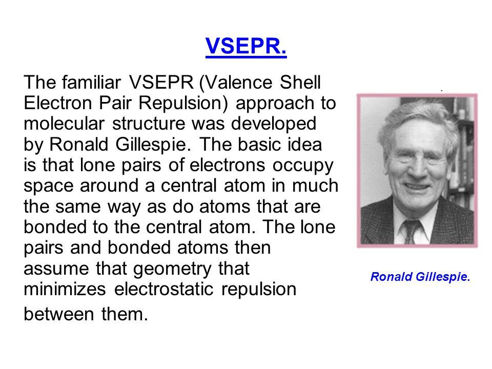 VSEPR.