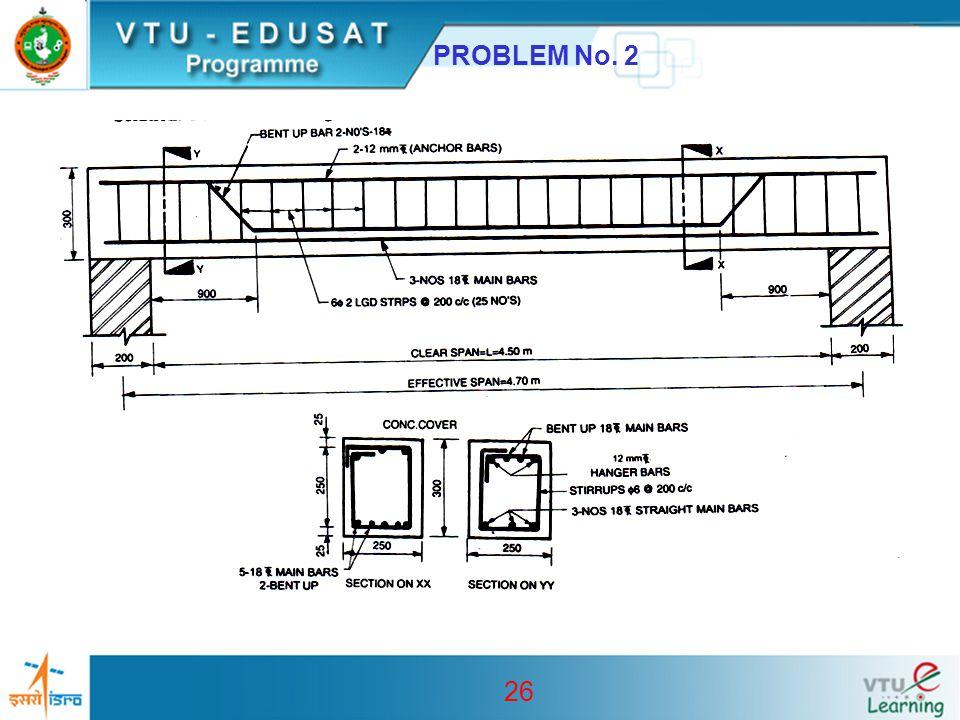 26 PROBLEM No. 2