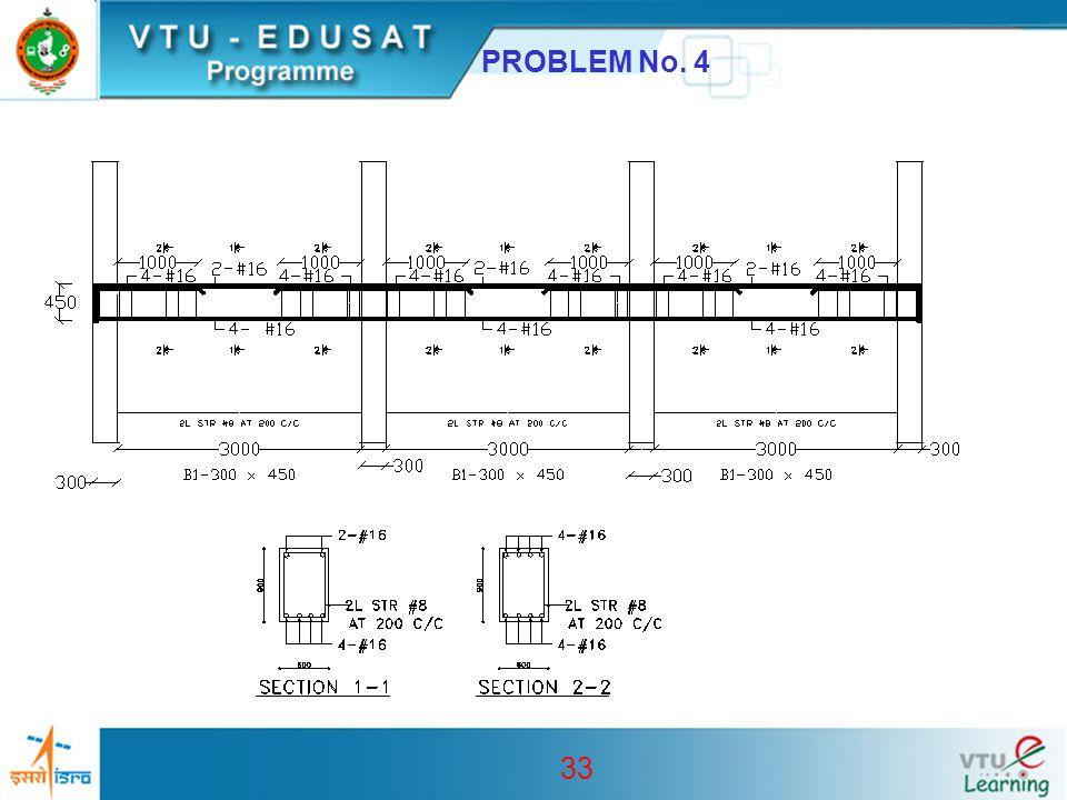 33 PROBLEM No. 4