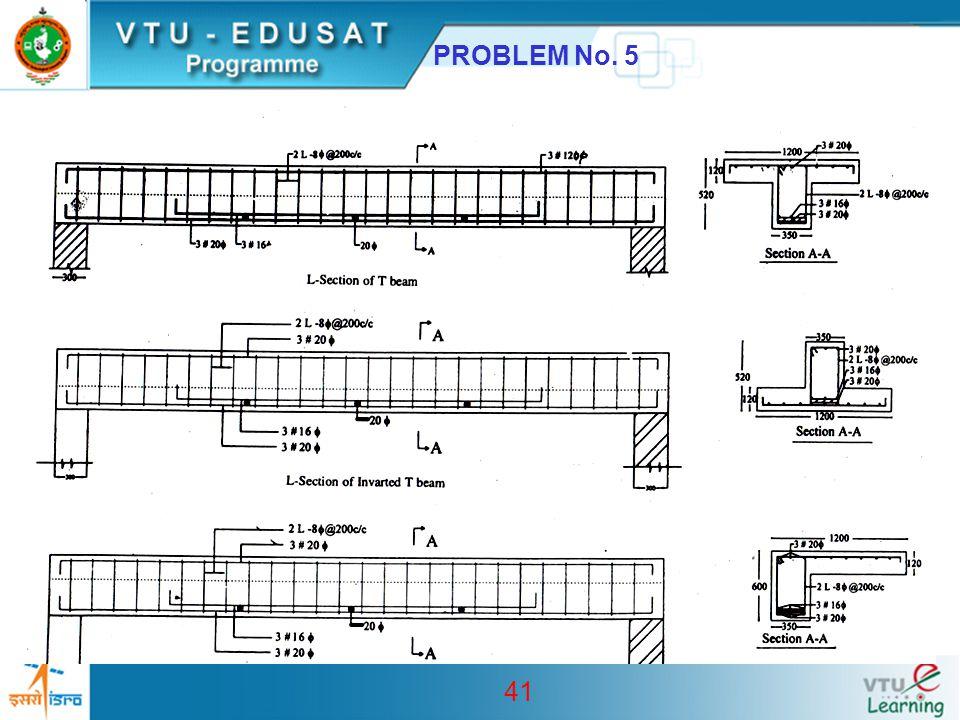 41 PROBLEM No. 5