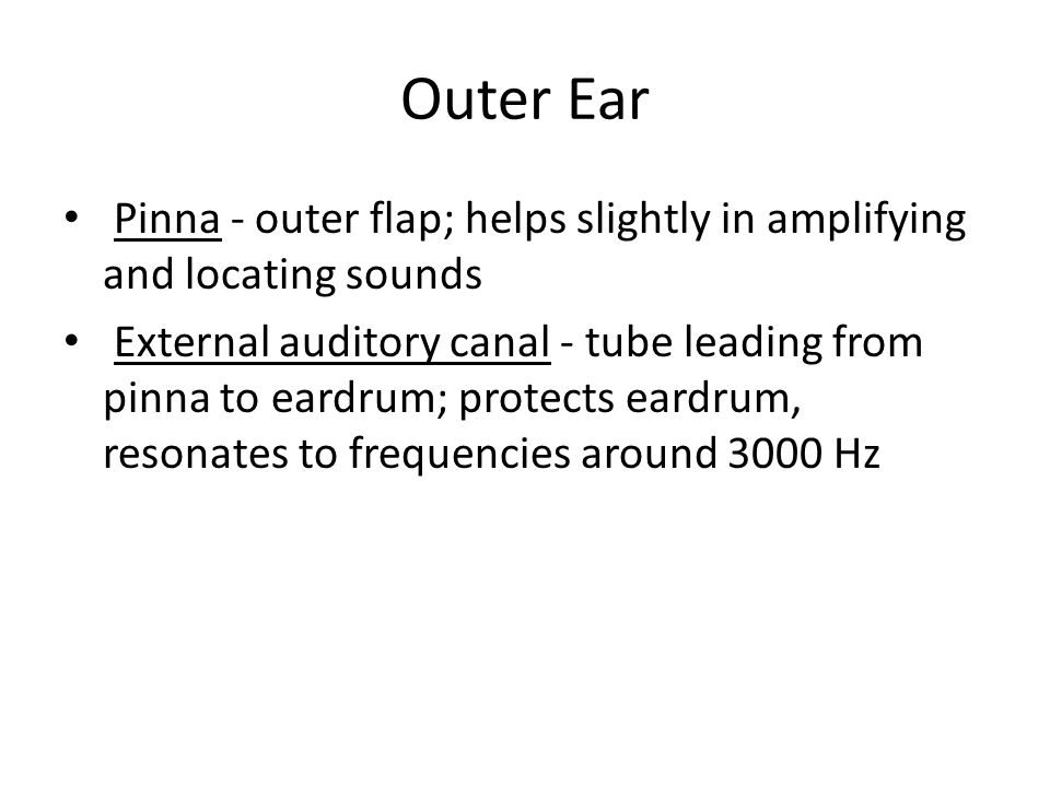 Hearing Loss conduction deafness - problem with conduting sound to the cochlea nerve deafness - damage to cochlea or auditory nerve