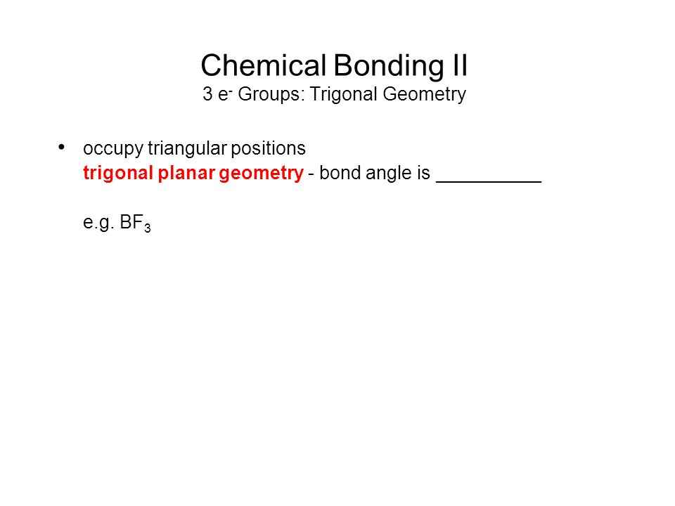 Practice – Predict the Molecular Geometry and Bond Angles in SiF 5 -