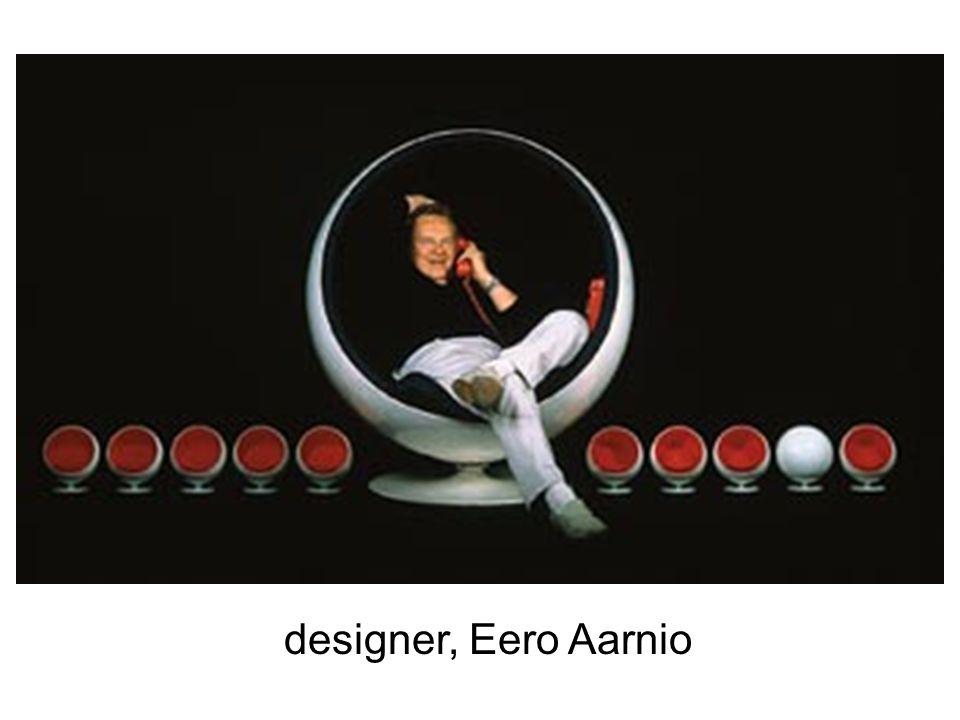 designer, Eero Aarnio