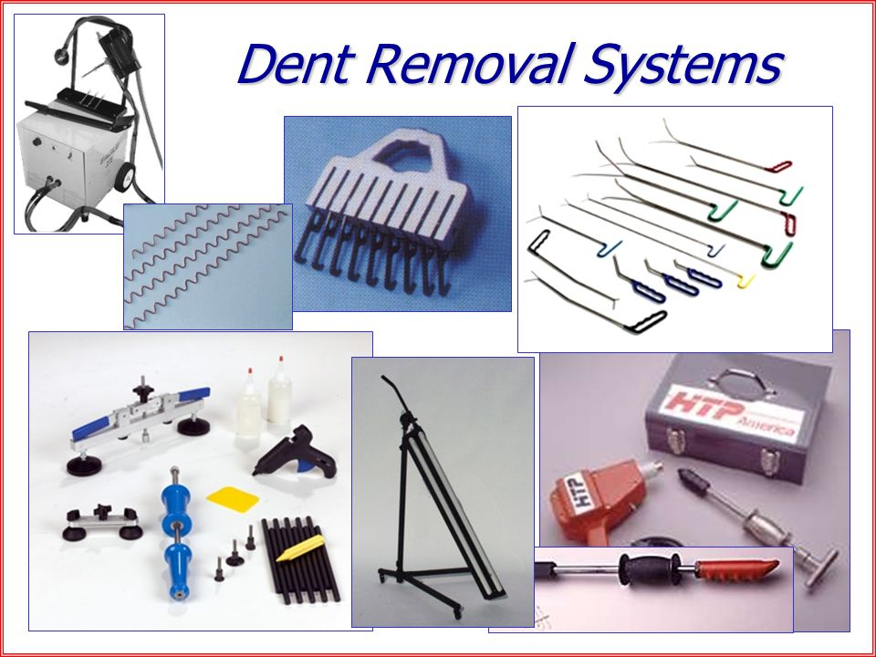 Dent Removal Tools