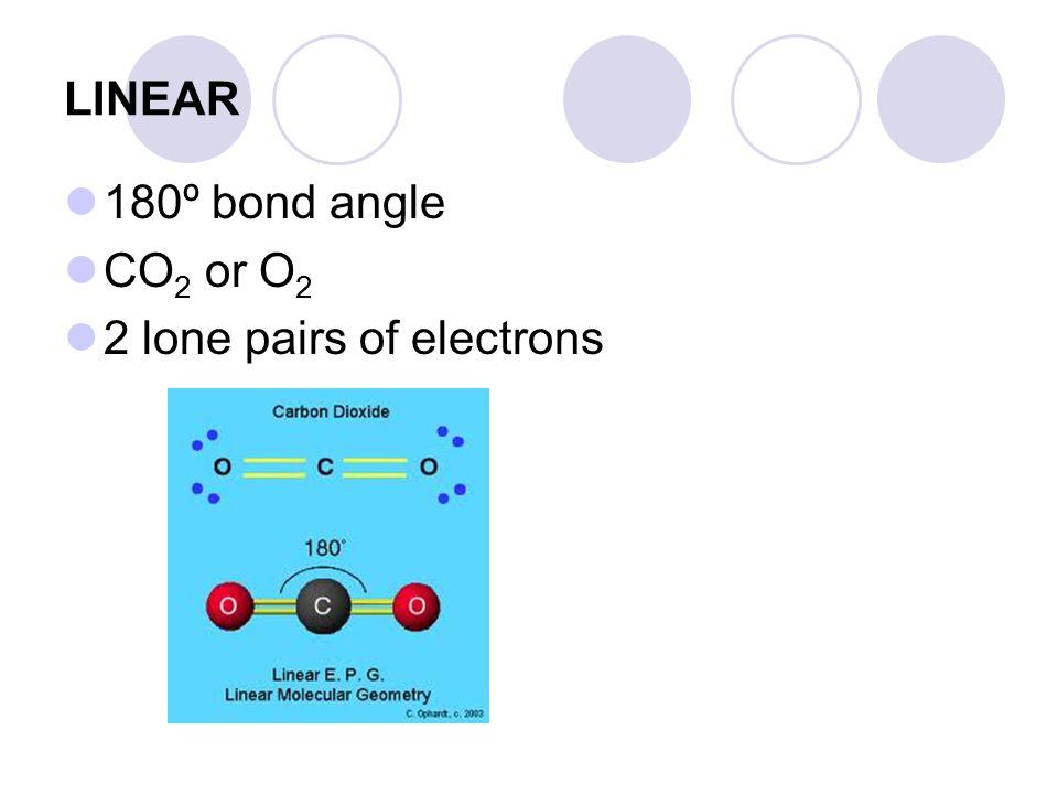 Properties of Polar Molecules Formaldehyde  A dipole because of the imbalance of polar bonds.