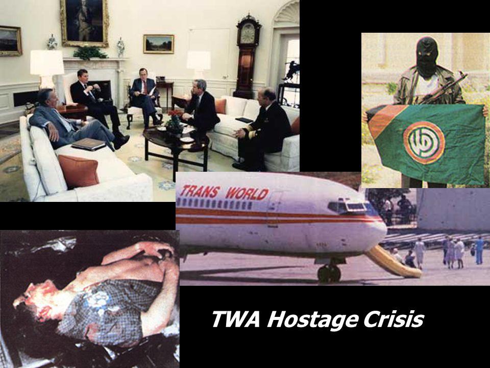 TWA Hostage Crisis