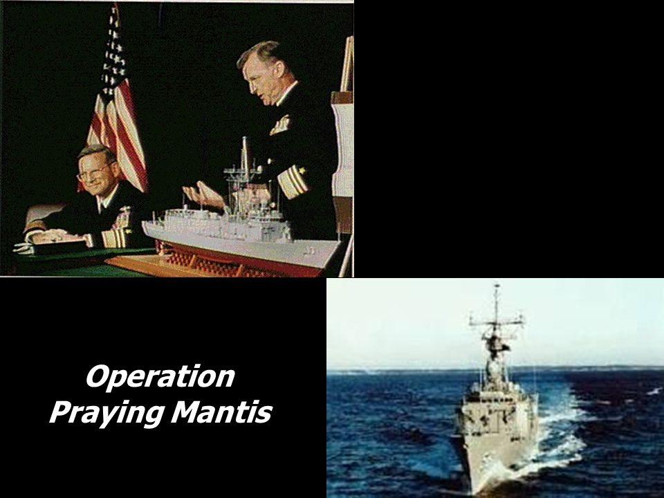 Operation Praying Mantis