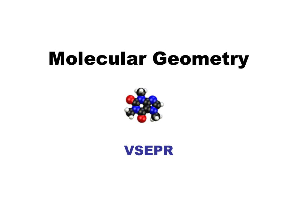 Molecules in 3D We saw in our last class that to properly address covalent bonding we need to use a pictorial approach, so we turn to Lewis Structures.