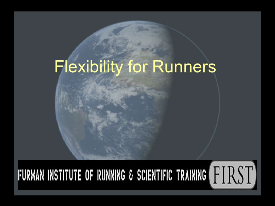 The more flexible the athlete is, the better the athlete can become. Greg Welch