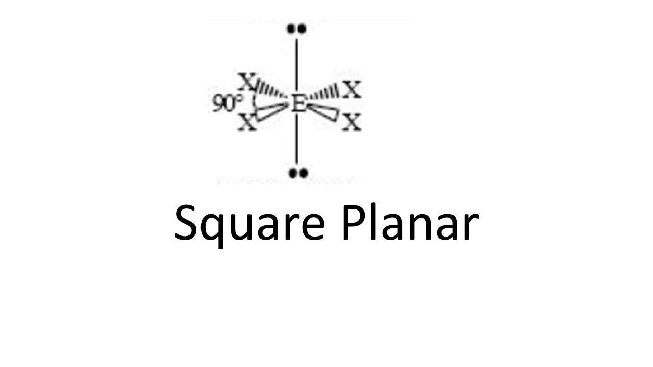 Square Planar