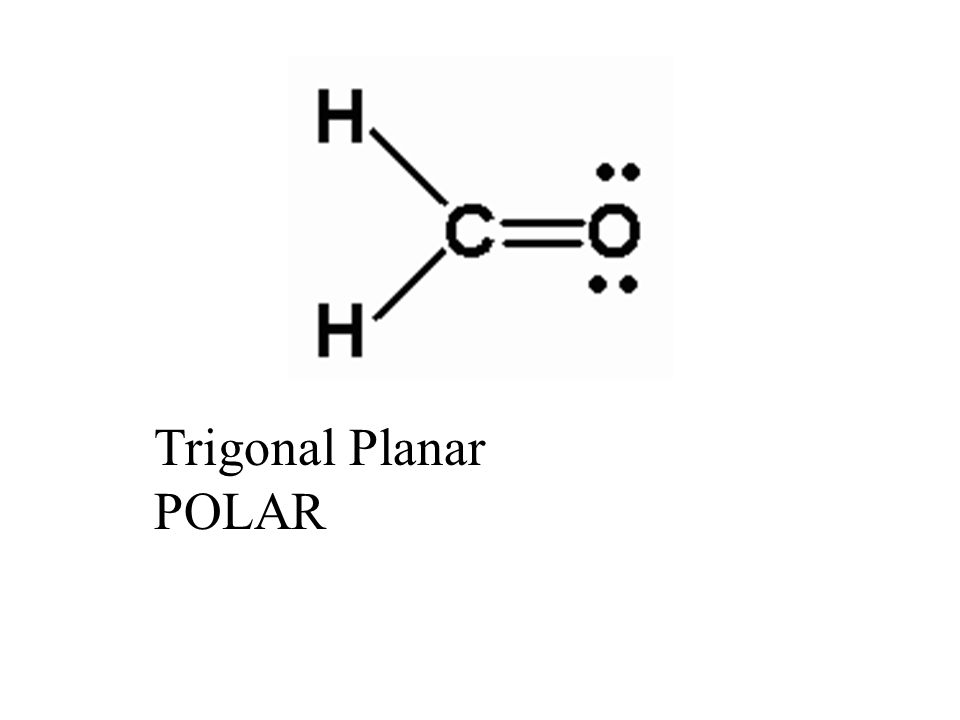 Trigonal Planar POLAR