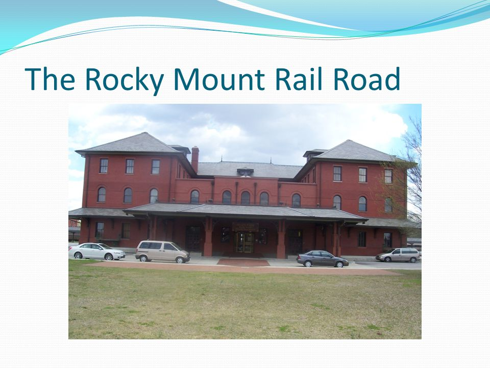 The Rocky Mount Rail Road