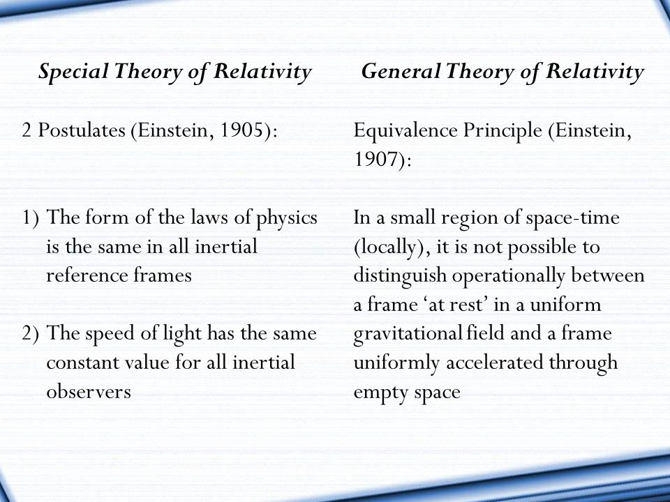 Olbers' Paradox The sky is not as bright as the noonday sun.
